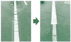 交差点の現場